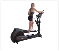 Life Fitness CT9500HR Rear Drive Crosstrainer