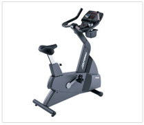 Life Fitness Lifecycle 9500HR Upright Next Generation